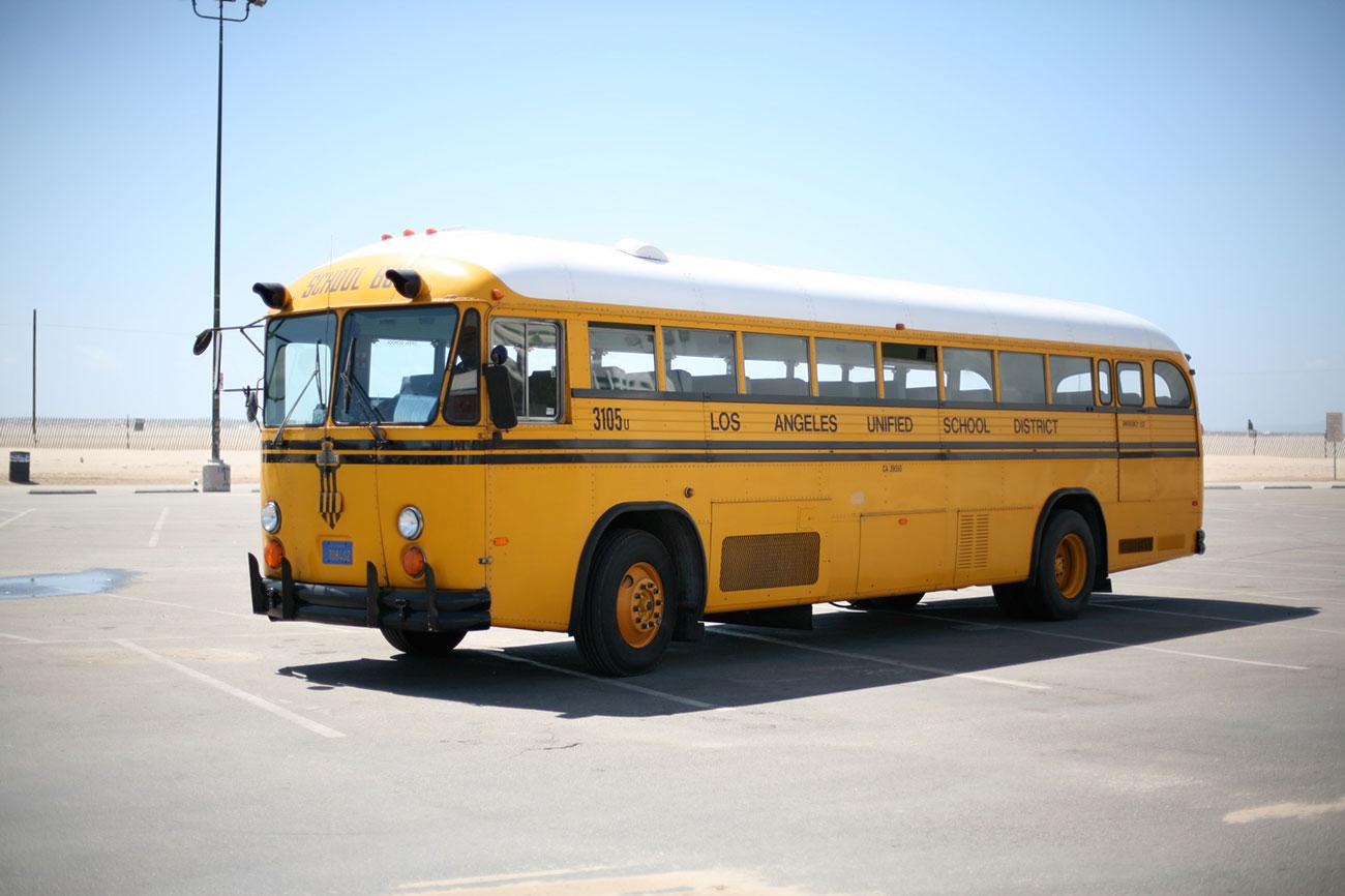 autobuses escolares americanos