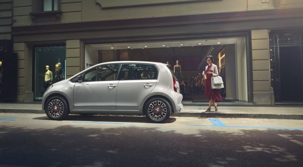Seat Mii by Mango en Amazon