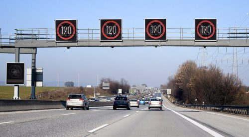 El confinamiento invita a los excesos de velocidad