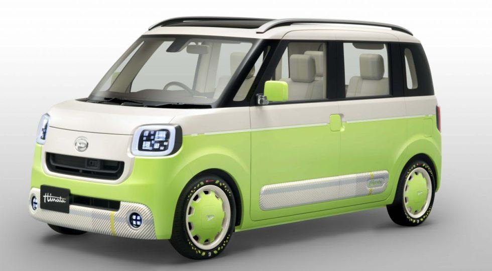 coches mini urbanos