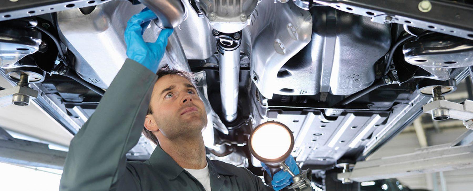 mantenimiento de coche