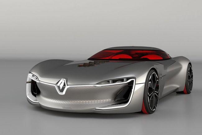 Renault >> 10 coches para el futuro
