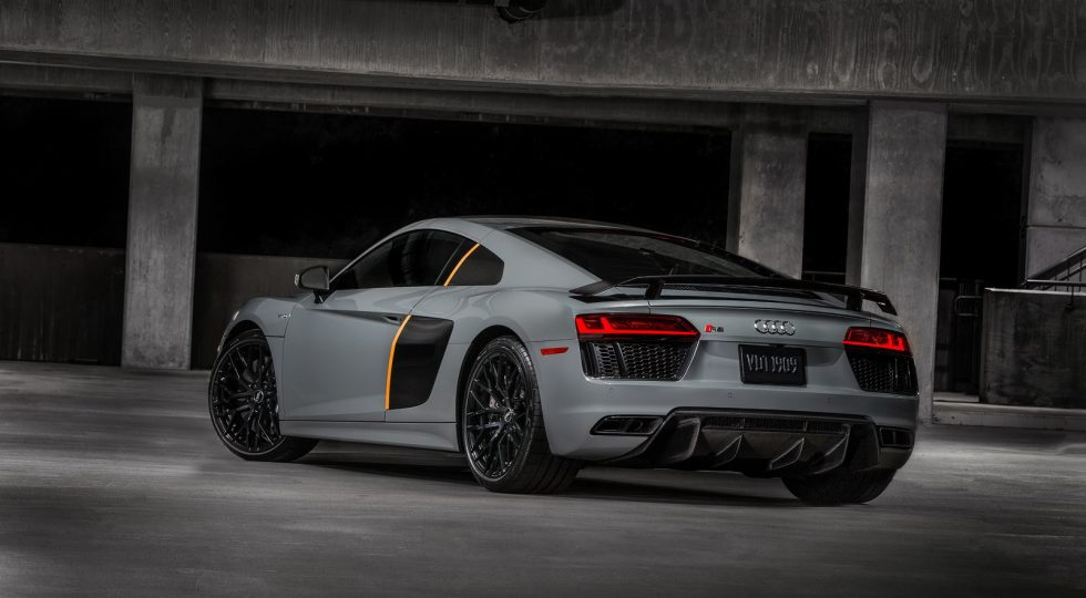 Audi R8 V10 Plus Exclusive Edition