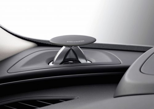 Sistema de audio Bang & Olufsen Audi S7: 7.400 euros