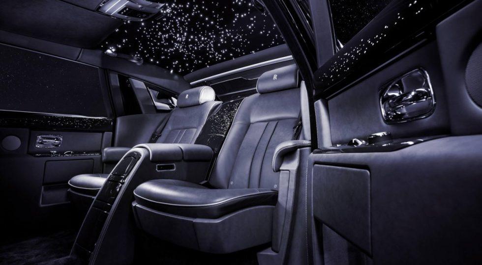 Techo Starlight de Rolls-Royce: 11.660 euros