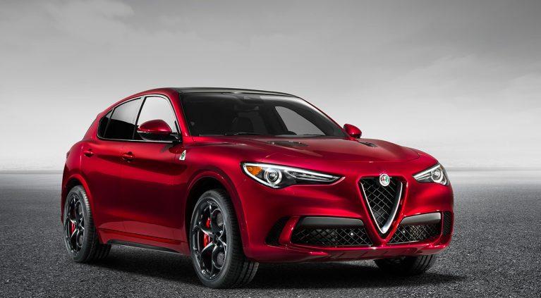 Así es el Alfa Romeo Stelvio