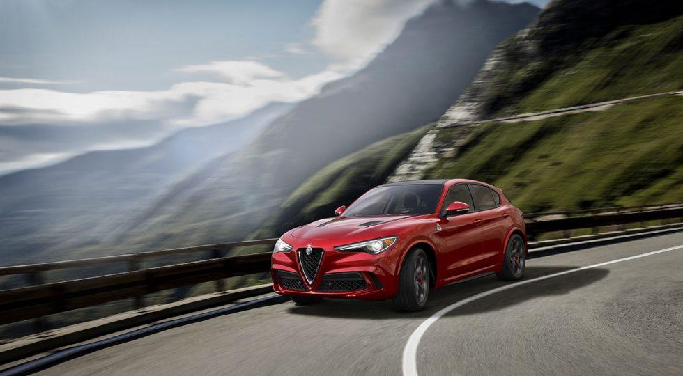 4. Alfa Romeo Stelvio Quadrifoglio Verde: 3,8 segundos