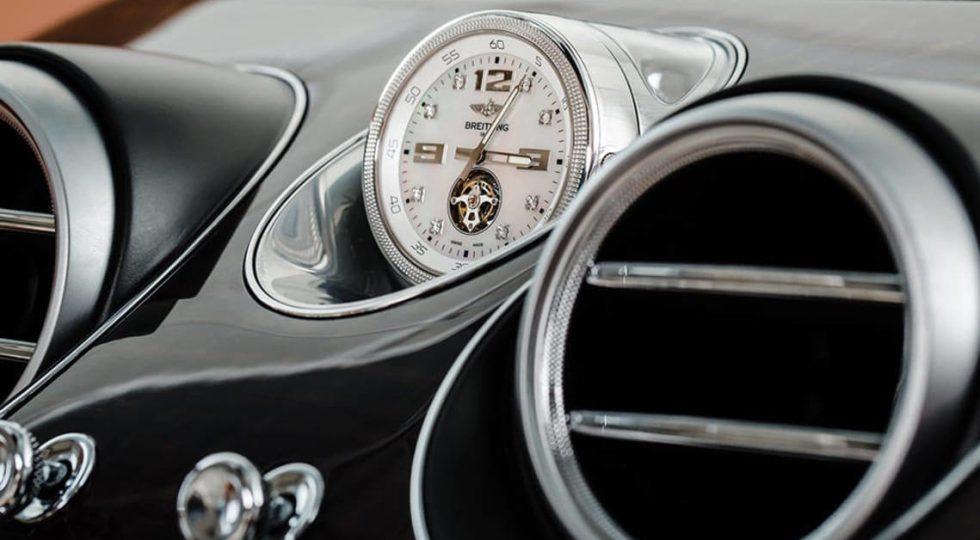 Reloj Bentley Bentayga: 150.000 euros