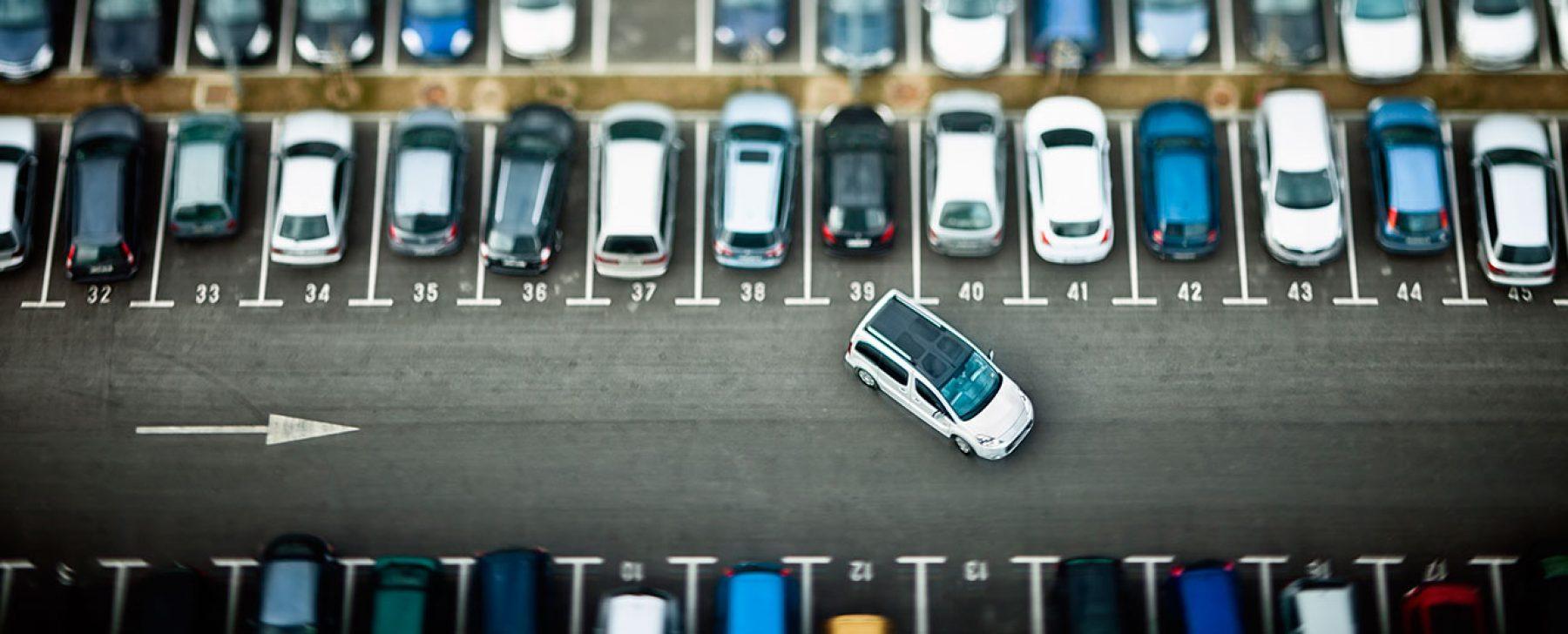 app aparcamiento