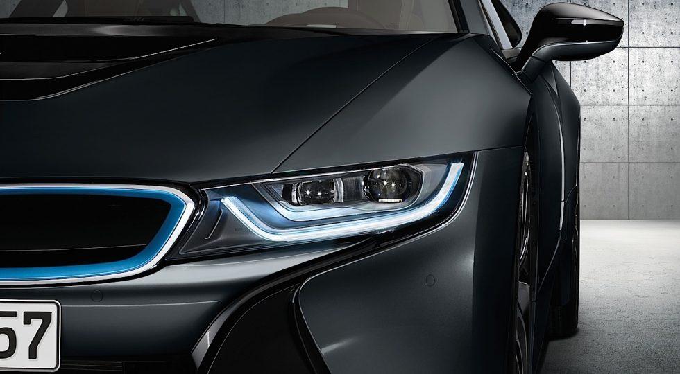 Faros láser de BMW: 11.570 euros