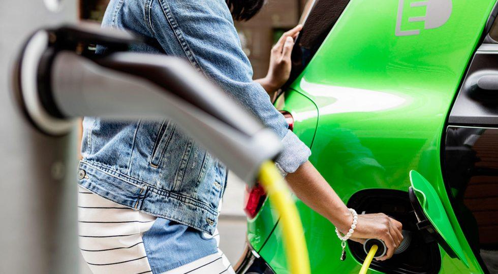 coche eléctrico