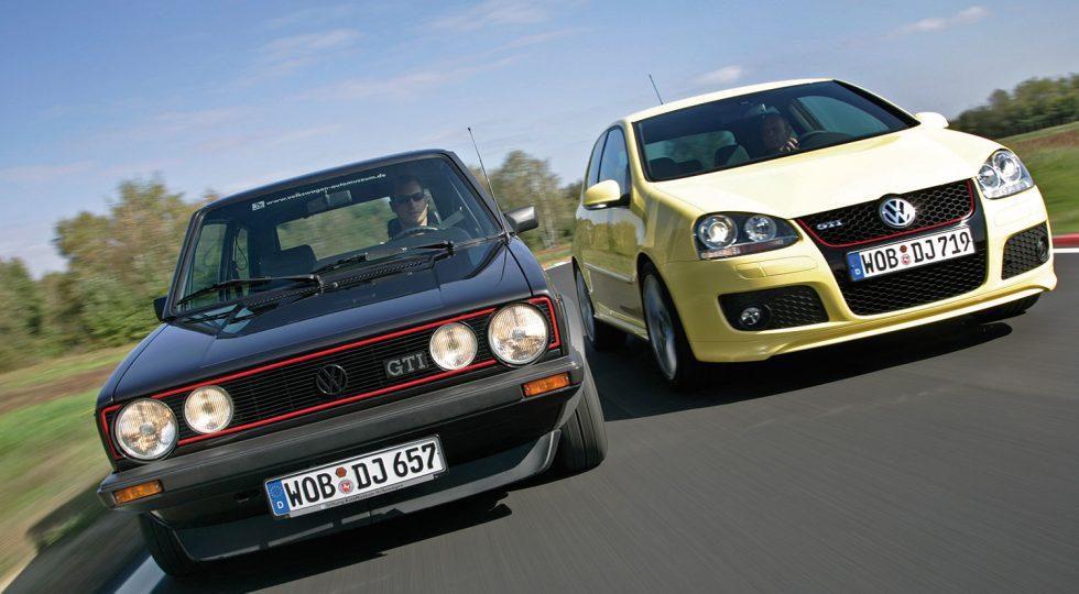 Los 40 años del Volkswagen Golf GTI