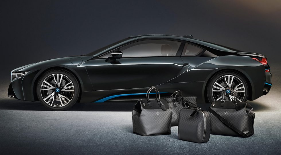 Maletas Louis Vuitton para BMW i8: 19.000 euros