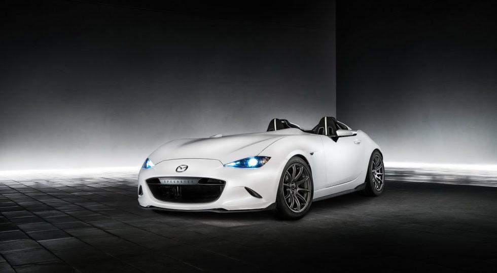Mazda MX 5 Speedster Evolution