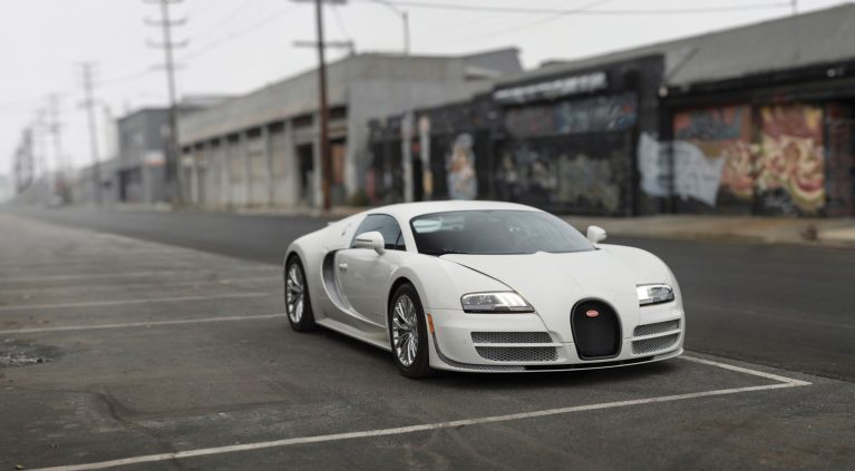 El último Bugatti Veyron Super Sport