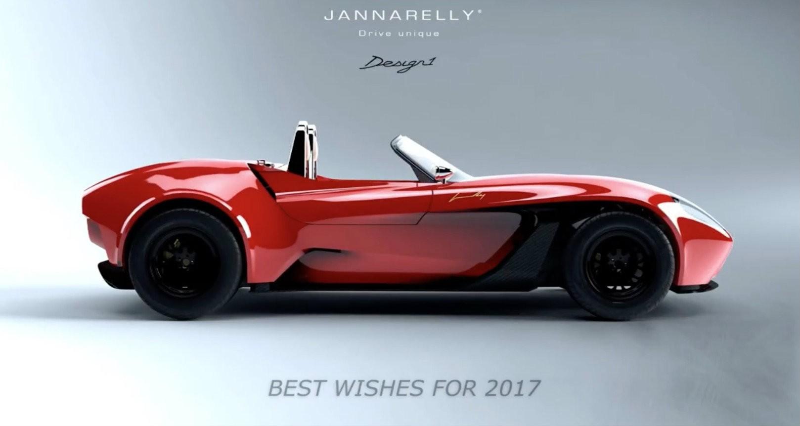 Janarelly Design-1 Coupé