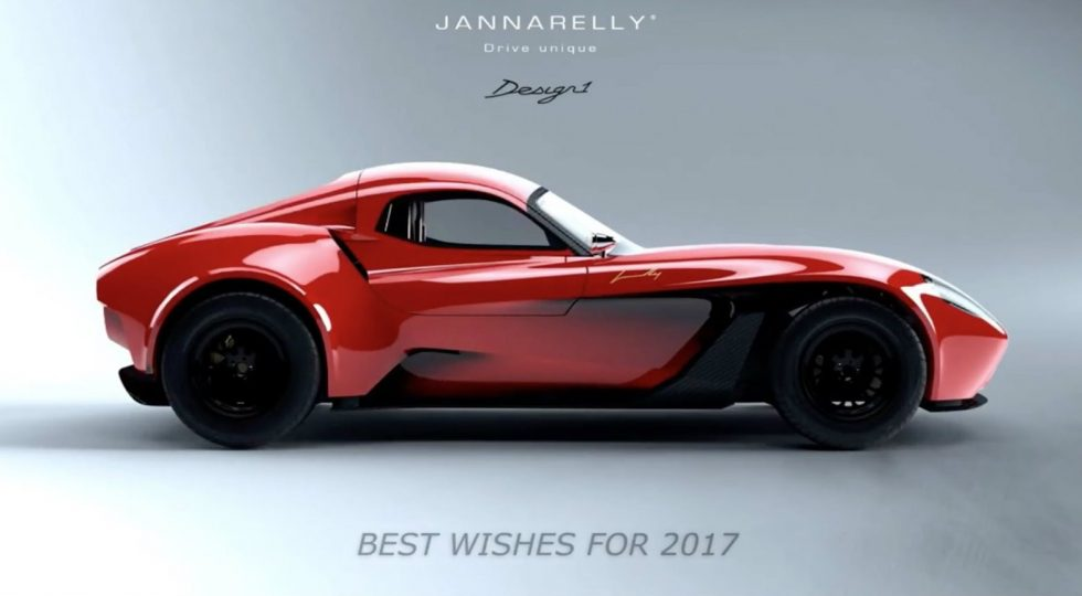 Janarelly Design-1 Coupé