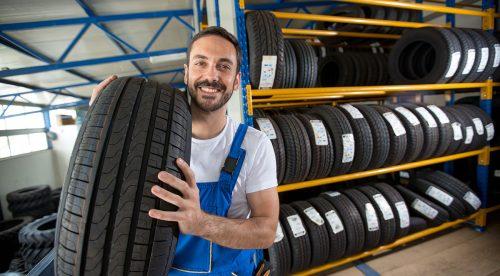 Por qué deberías preocuparte si tus neumáticos llevan la letra G