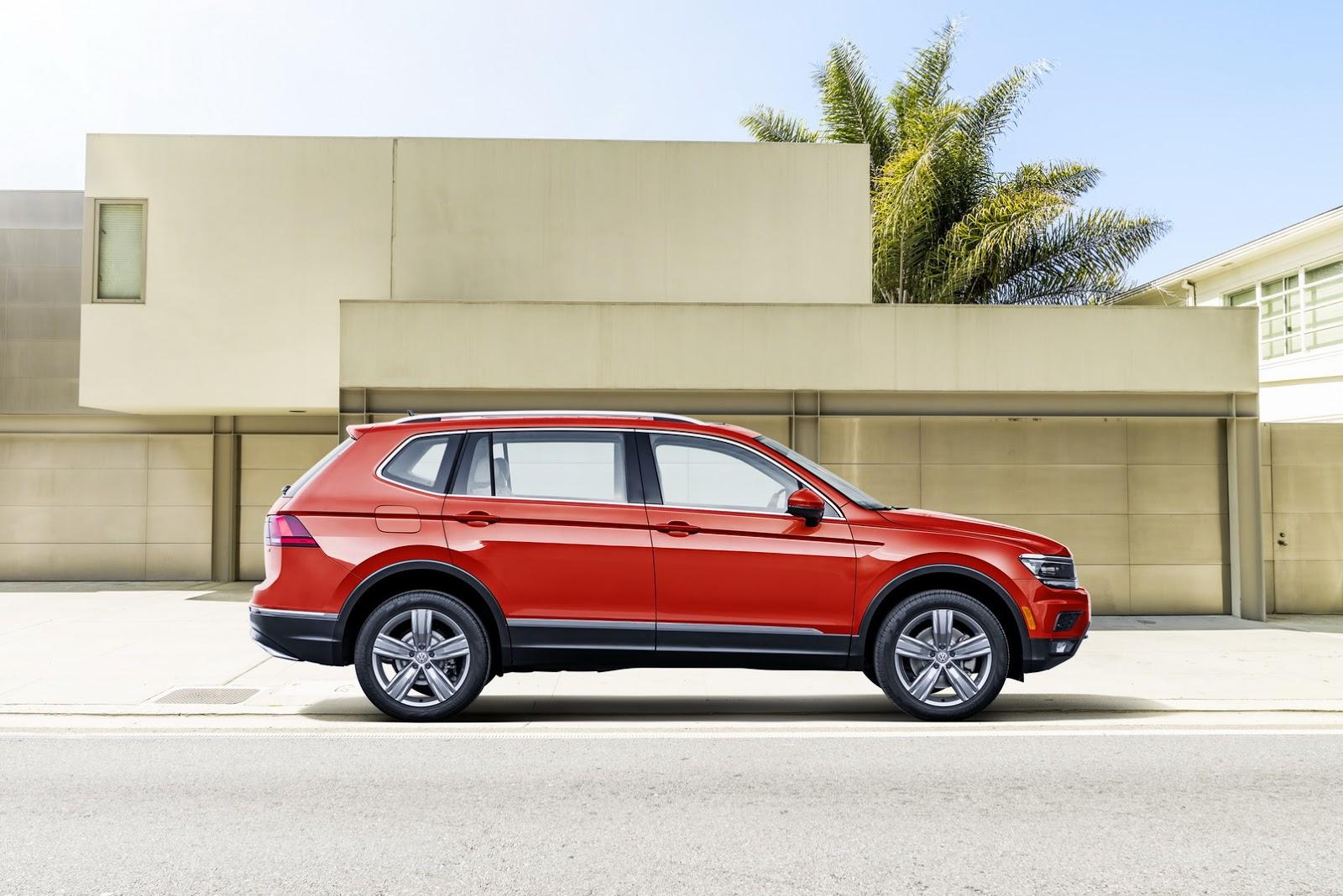 Volkswagen Tiguan Allspace: un SUV de siete plazas por 35.630 euros