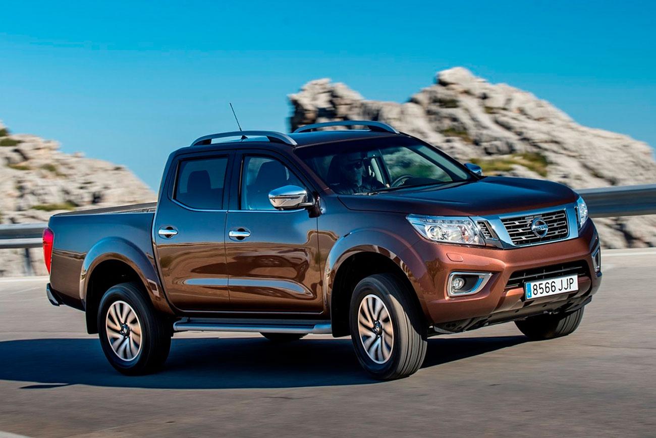Nissan Navara, nuevo pick up SUV