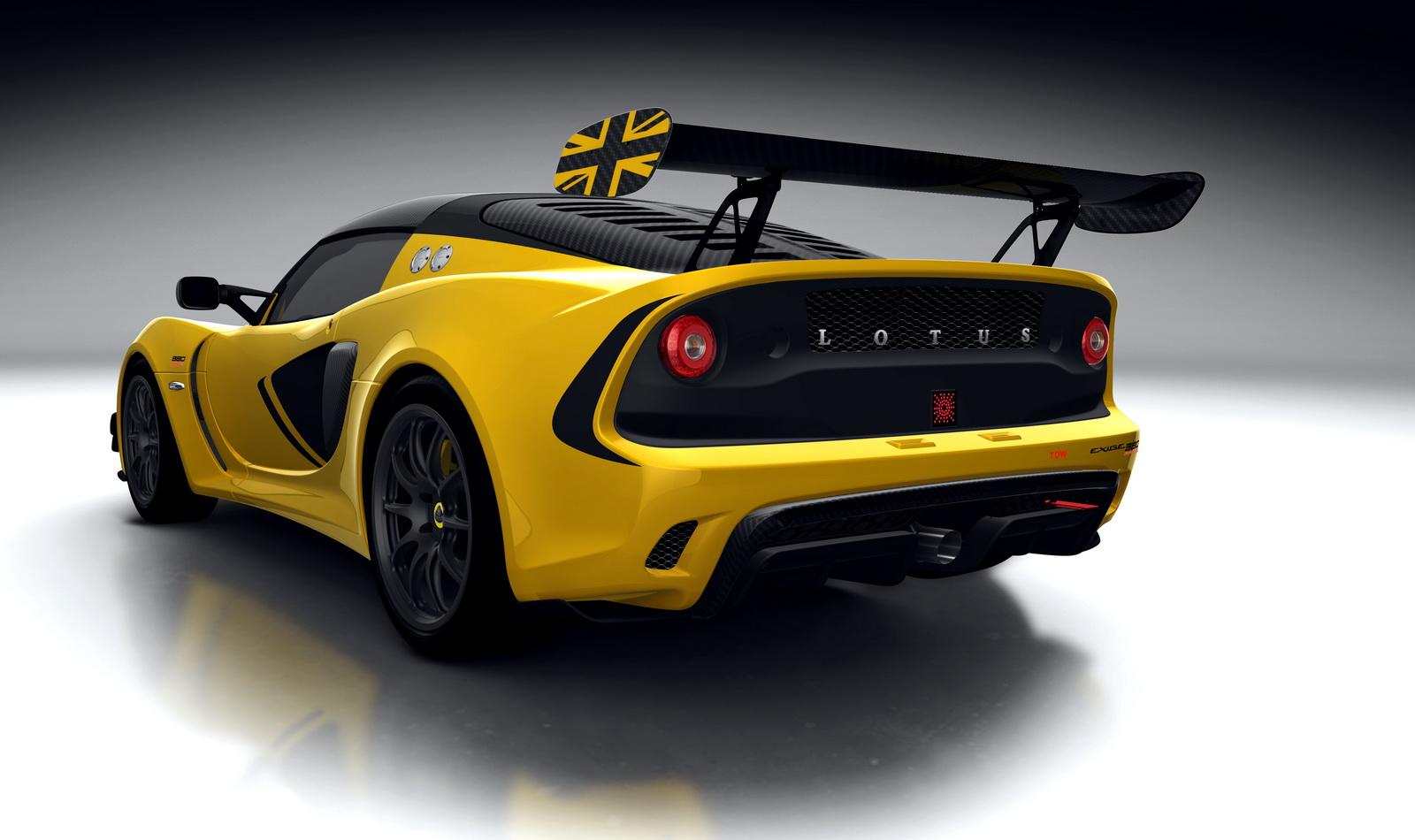 Lotus Exige 380 Race