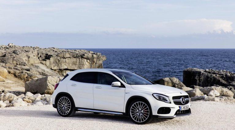 Mercedes-AMG GLA 45 2017
