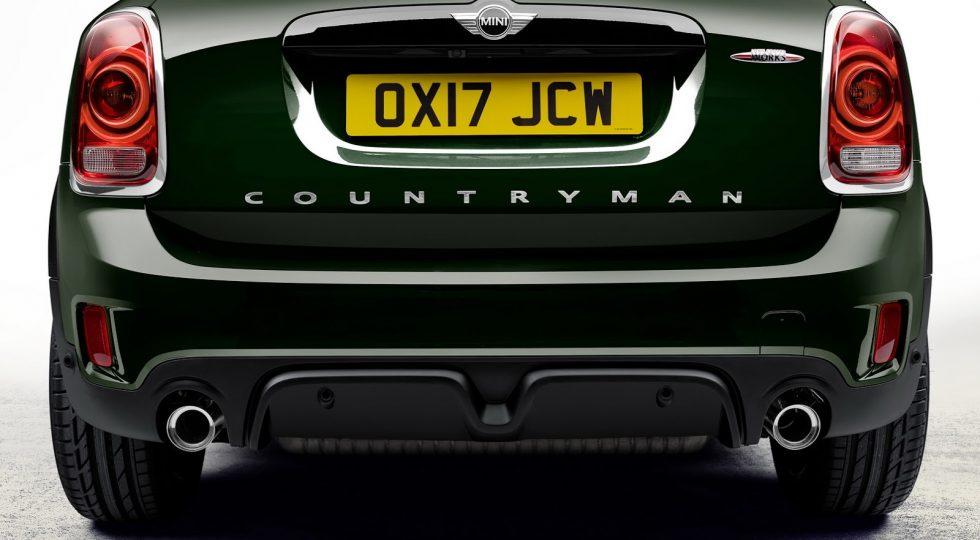 Mini John Cooper Works Countryman