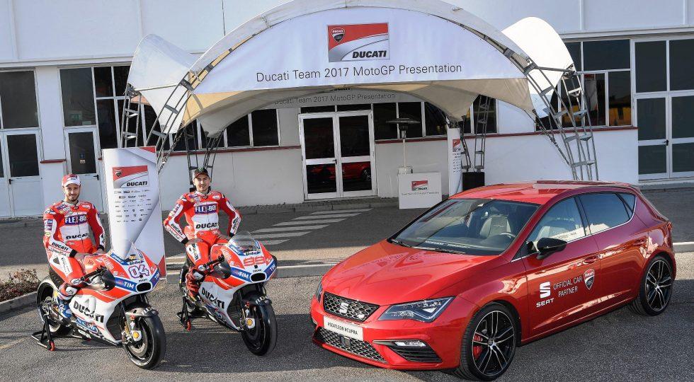 Seat Ducati