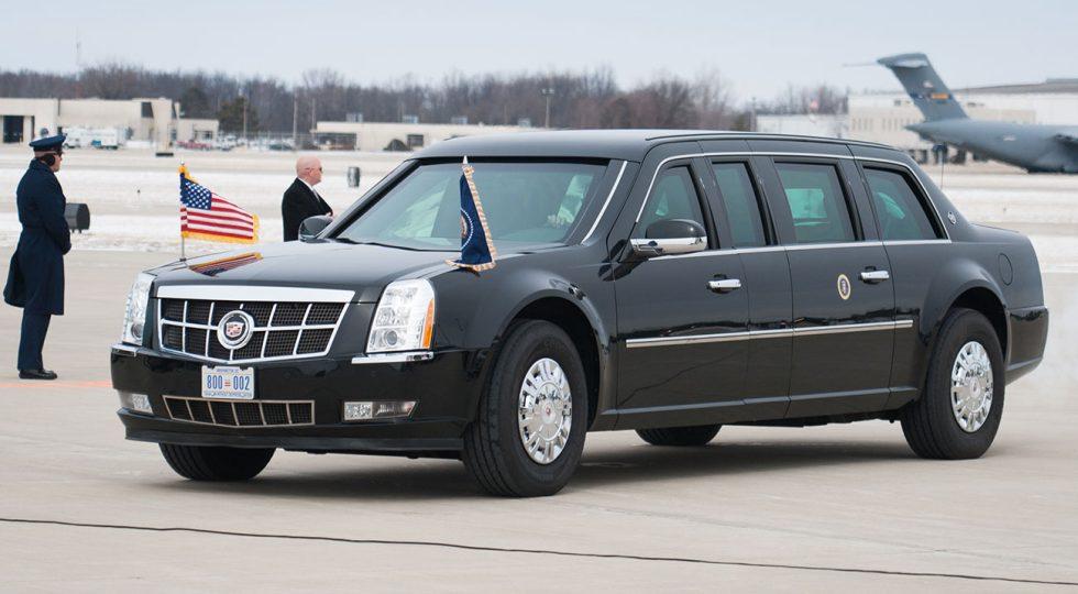 Por qué Trump tendrá 12 coches presidenciales (y otros no usaron ninguno)