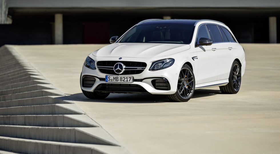 Mercedes AMG E 63 Estate