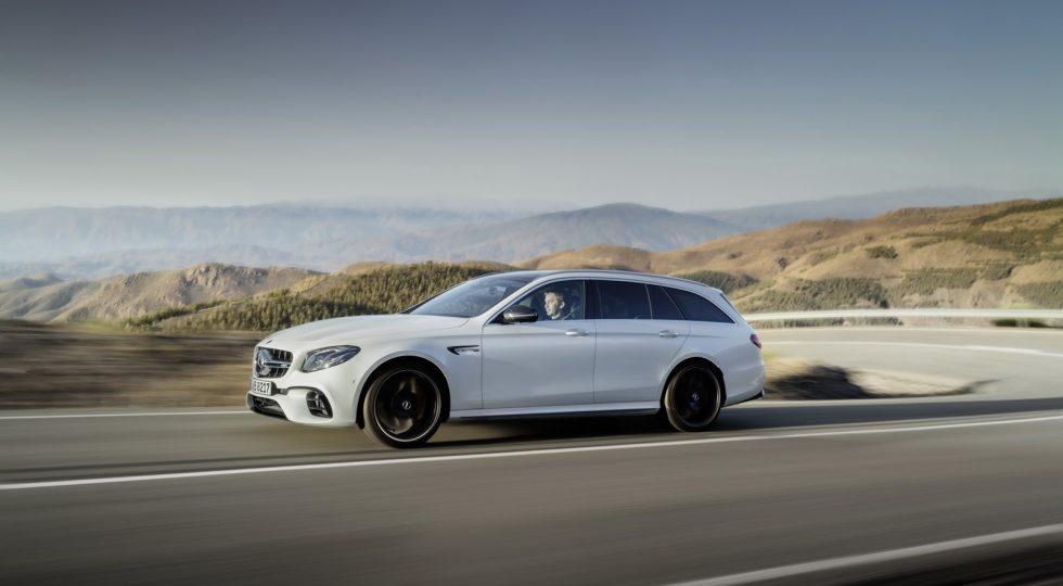 Mercedes AMG E63 Estate