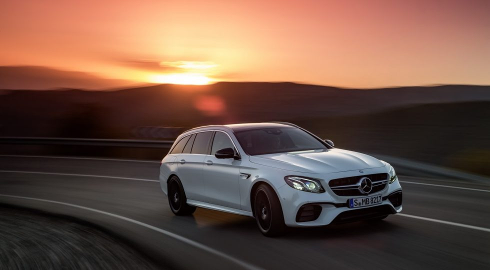 Mercedes AMG E 63 Estate
