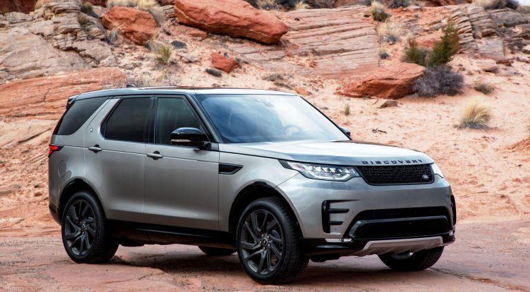 Así es la quinta generación del Land Rover Discovery