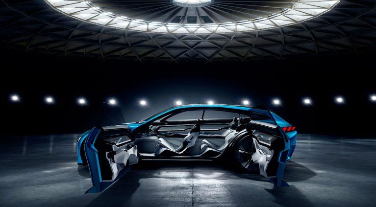 Peugeot Instinct Concept: todas las fotos