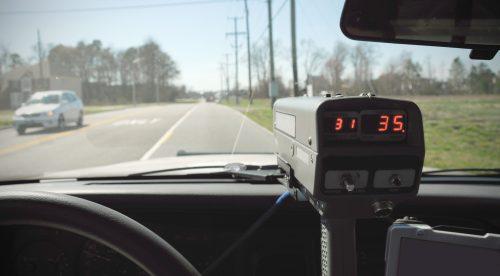 ¿Adiós a las multas de velocidad a partir de 2022?