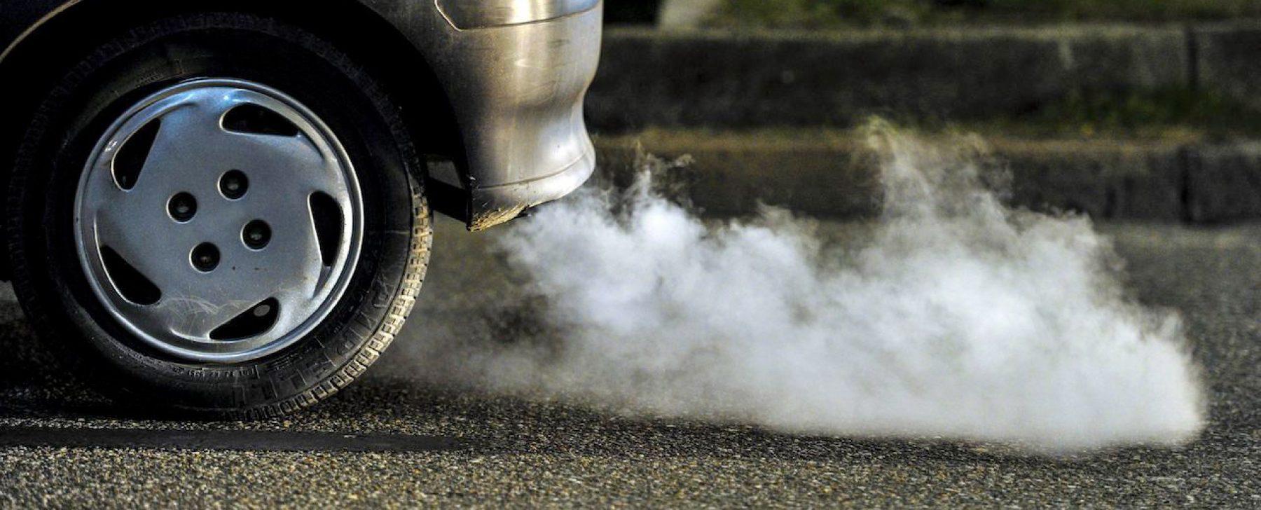 Diesel contaminacion