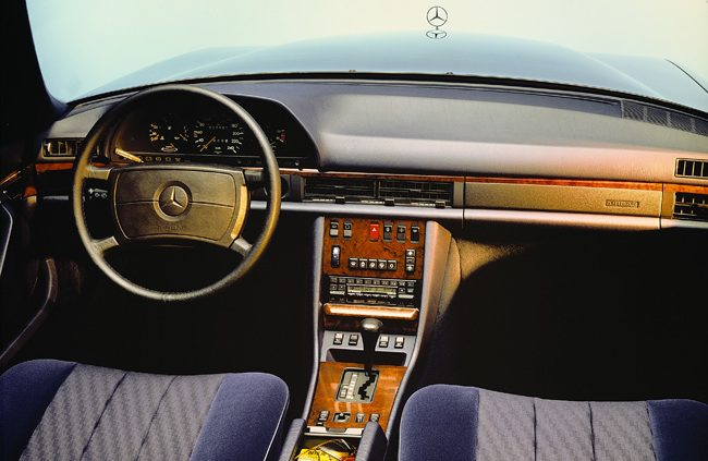 La evolución del interior de los coches