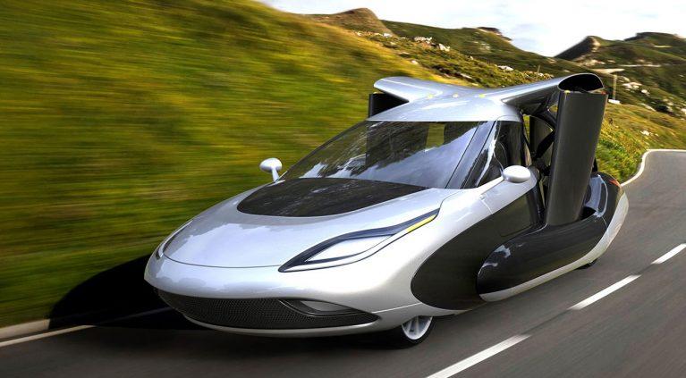 Los coches voladores de la próxima década