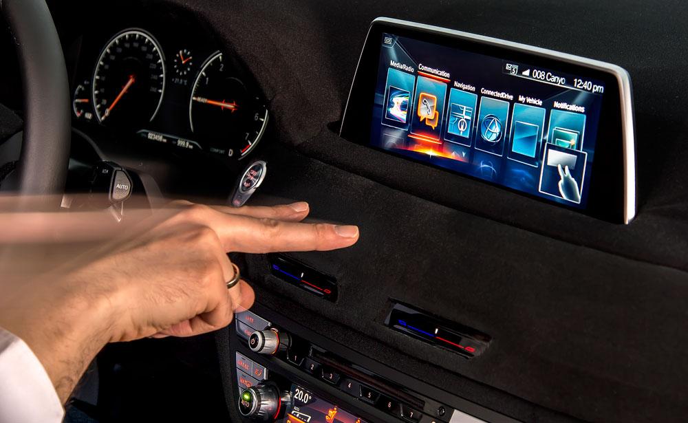 tecnologias para coches