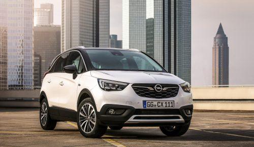 Opel Crossland X, lo mejor de dos mundos