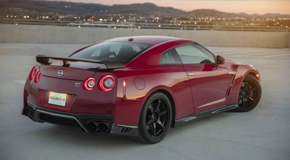 Nissan GT R Track Edition