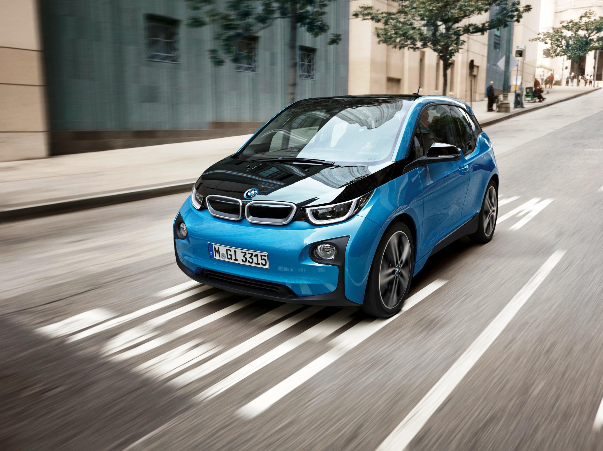 El nuevo BMW i3, disponible por 38.200 euros