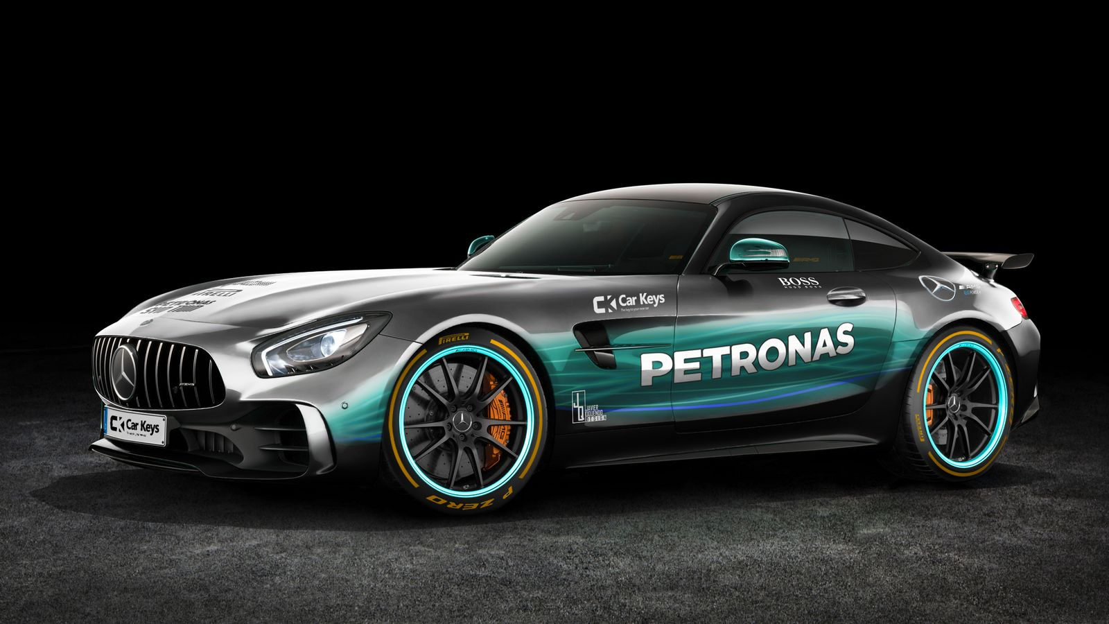 Amg mercedes benz f1 2017 mercedes amg gt r motor el pa s for Mercedes benz cars com