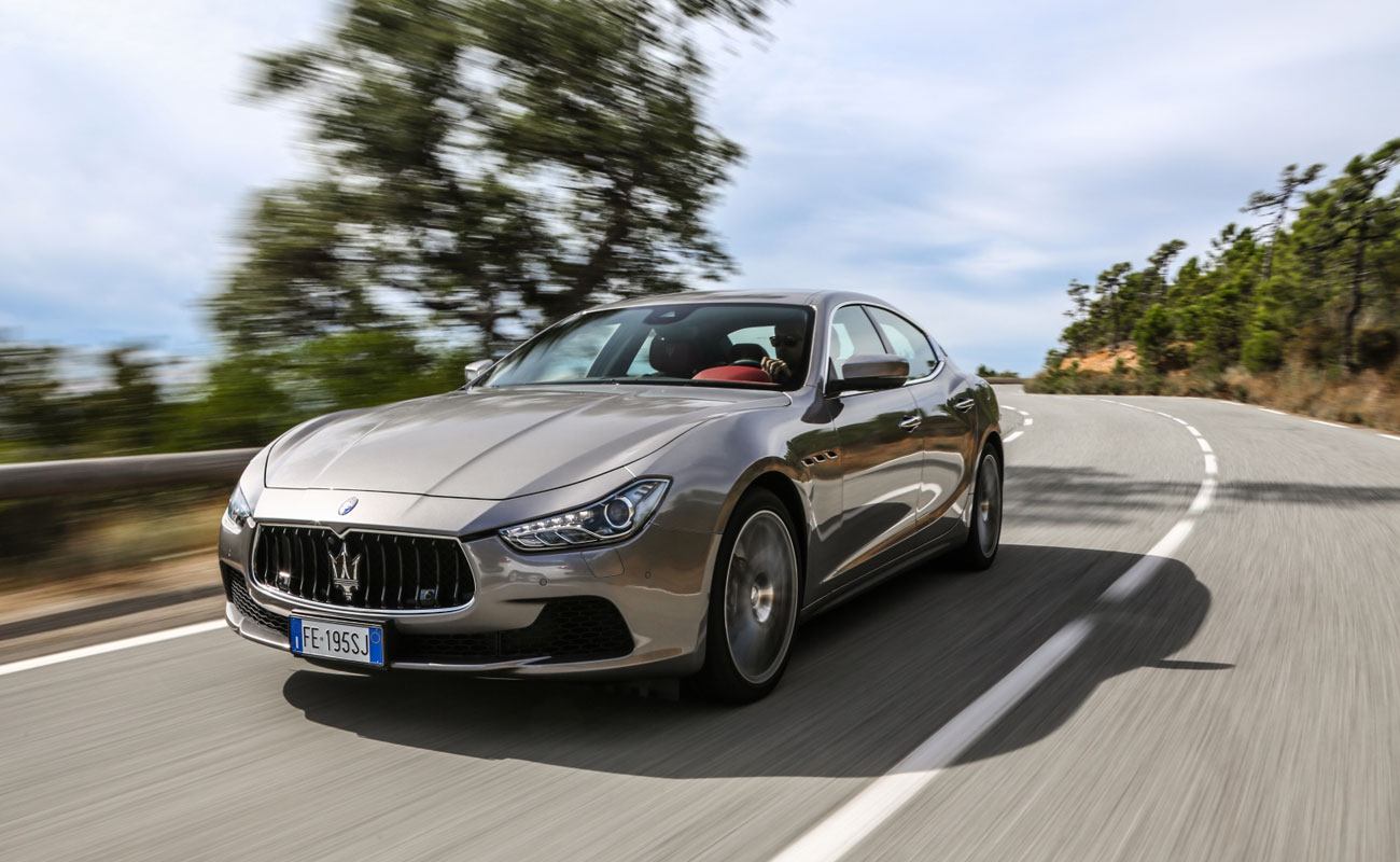 Maserati revisará 32.000 coches en China por riesgo de incendio
