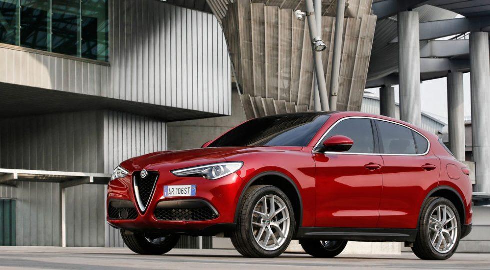 Nuevo Alfa Romeo Stelvio
