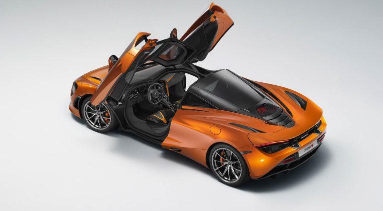 Así es el nuevo McLaren 720S: una bestia del asfalto