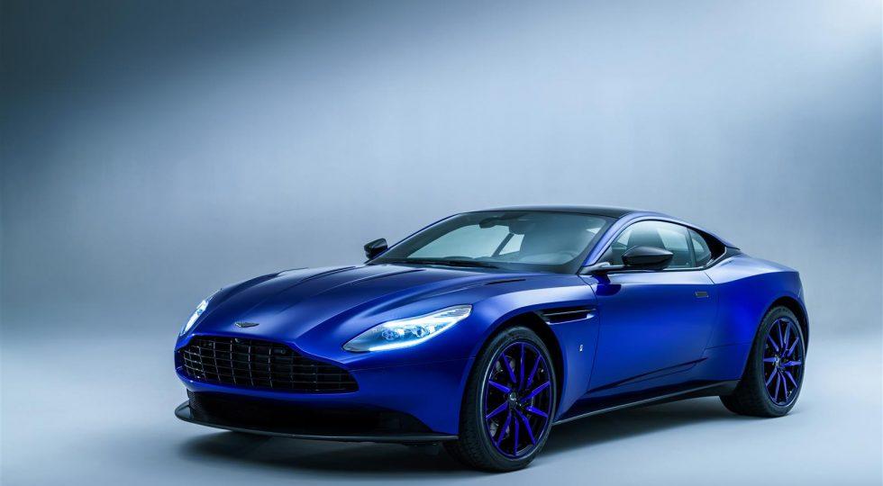 Aston Martin DB11 Q Series