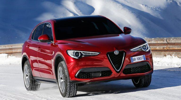 Resultado de imagen de Alfa Romeo stelvio acceso
