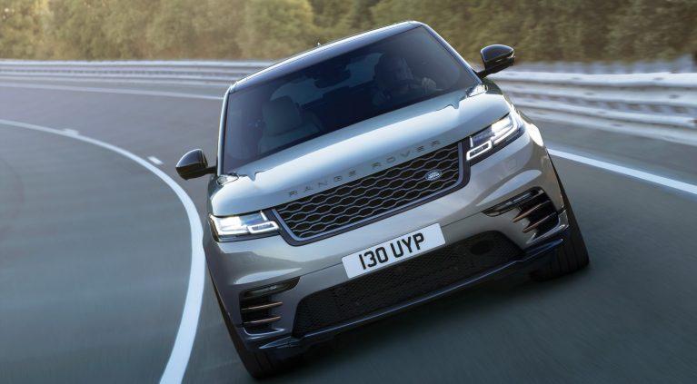Los detalles del nuevo Range Rover Velar