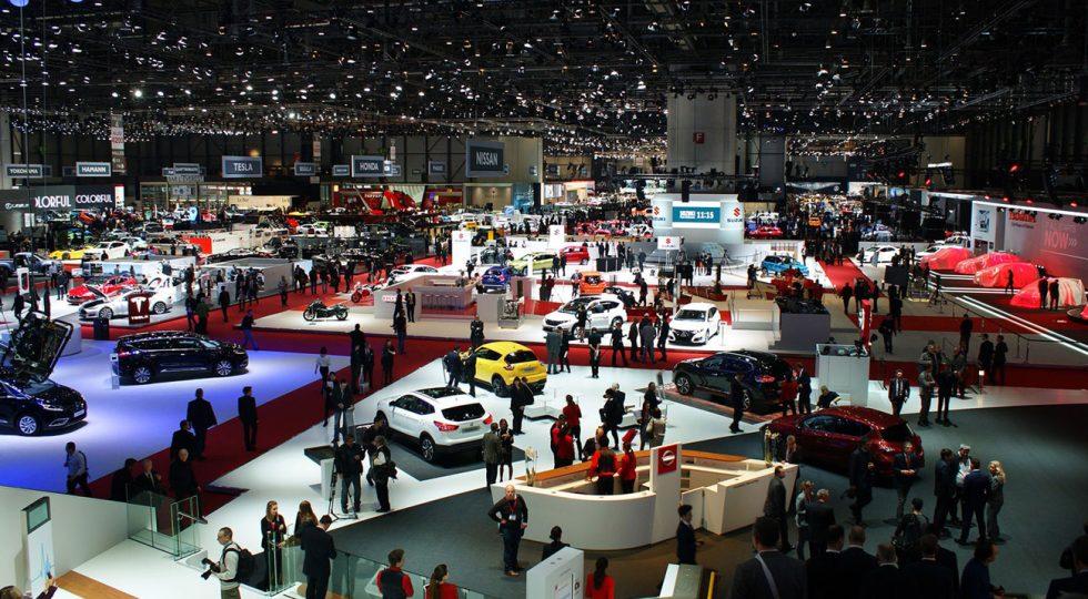 Salon del automovil de Ginebra 2018